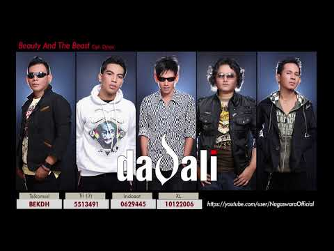 Dadali - Beauty And The Beast (Official Audio Video)