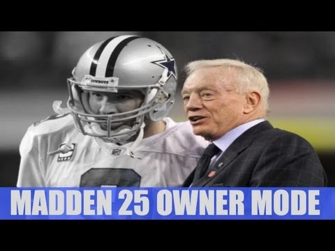 Madden 25: Connected Franchise Owner Mode Trailer with Analysis