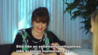 POP Pankki Vain elämää 2017 - Irinan haastattelu