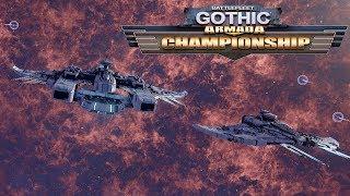 Battlefleet Gothic Championship, Match 18