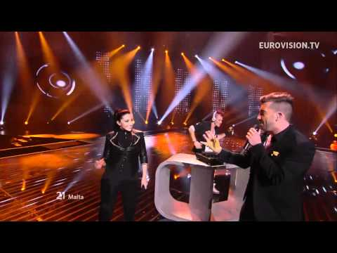 Kurt Calleja &#8211; This Is The Night &#8211; Live &#8211; Grand Final &#8211; 2012 Eurovision Song Contest