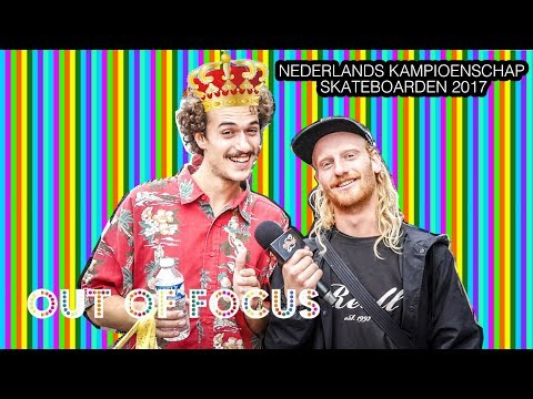 Out of Focus: NK Skateboarden 2017 Rob Maatman, Sewa Kroetkov, Robbin de Wit