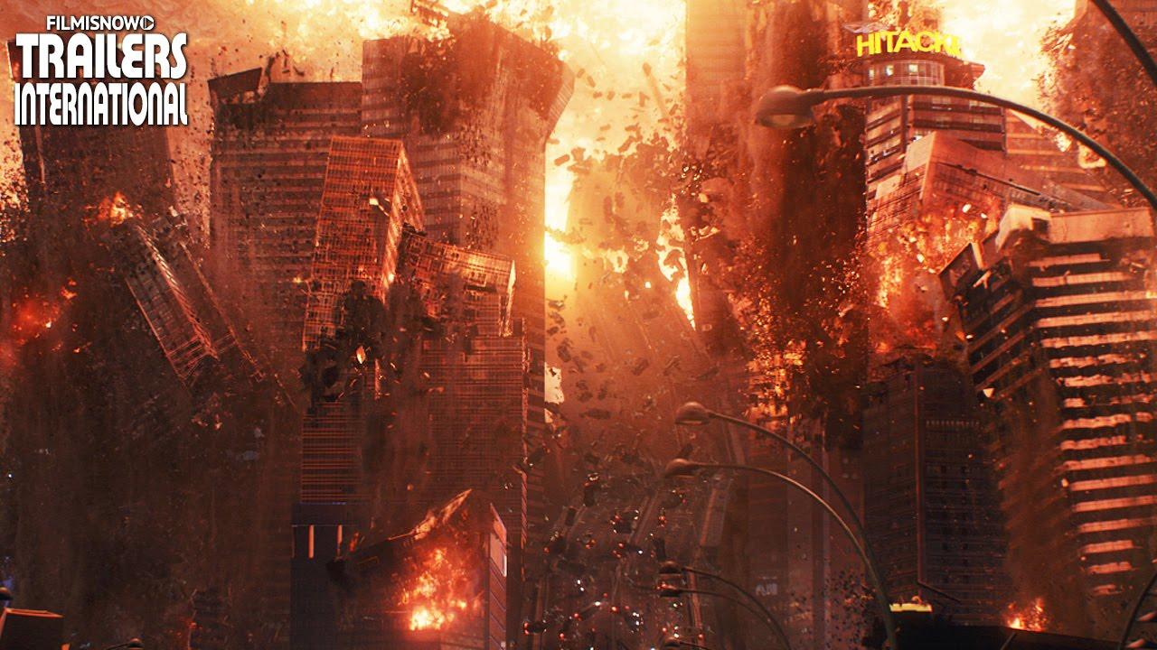 Independence Day: O Ressurgimento Novo Spot Oficial + Trailer Legendado