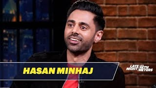 Hasan Minhaj Was Barred from an Indian Political Rally That Trump Attended