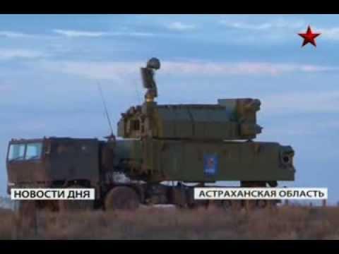 Испытания зенитно ракетного комплекса Тор М2КМ.Стрельбы.