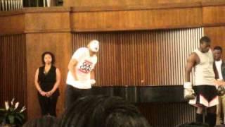 Watch Howard Jones Fight On video