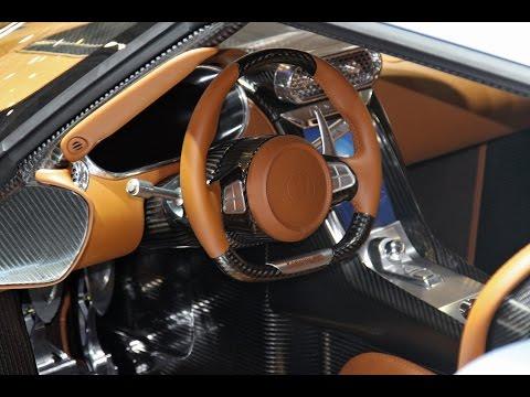 Самый мощный автомобиль в мире!!!
