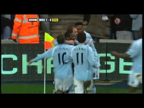 Pablo Zabaleta Goal vs Wigan