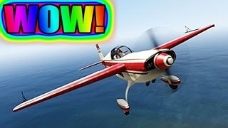THE BEST STUNT PLANE MONTAGE IN GTA 5? (GTA V Stunts)