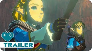 THE LEGEND OF ZELDA: BREATH OF THE WILD 2 Trailer | Nintendo Switch Game