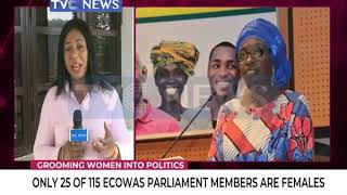 Moyo Thomas speaks on ECOWAS Women Parliament
