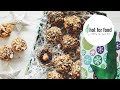 VEGAN HAZELNUT TRUFFLES (EDIBLE XMAS GIFT SERIES) | hot for food