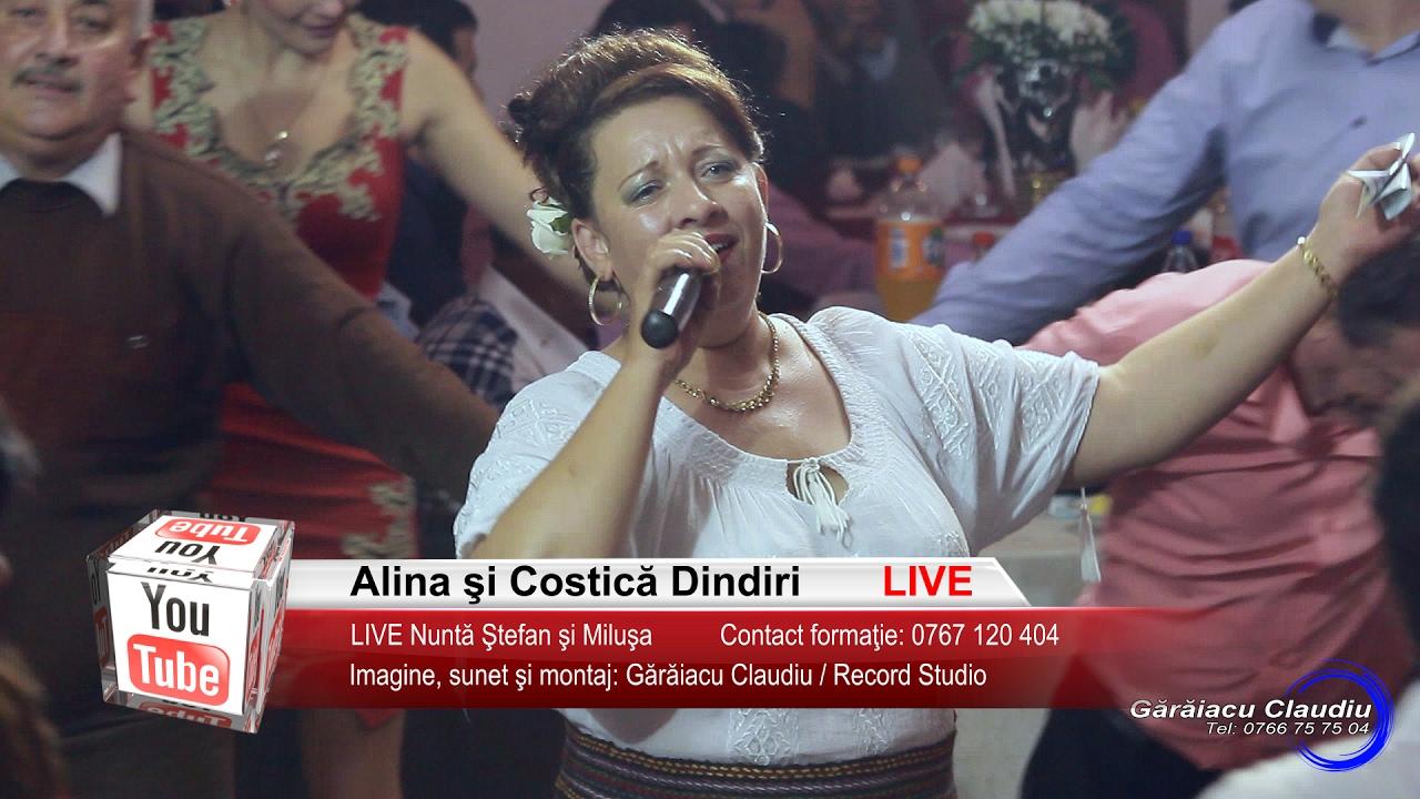 Alina Dindiri | Colaj HORA LIVE part.1 | Nunta Stefan si Milusa | Muzica de Petrecere