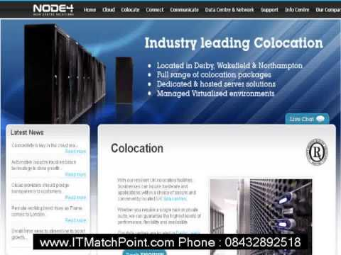 colocation hosting Manchester