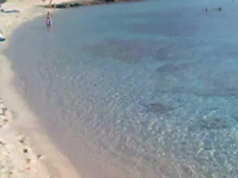 Spiaggia Grotticelle Lido Hotel La Bussola Capo Vaticano