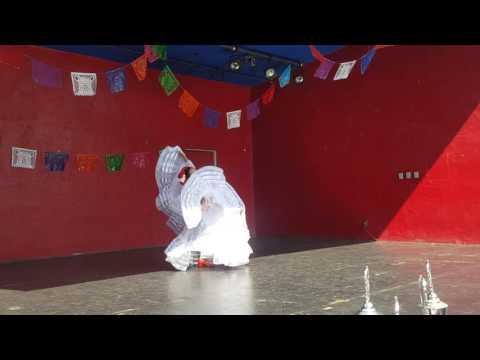 Mia dancing LA Morena