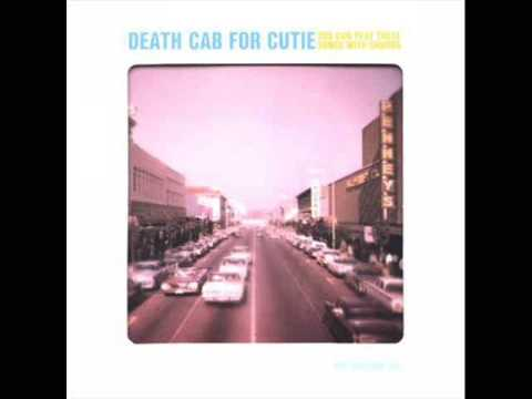Death Cab For Cutie - Tv Trays