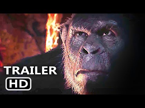 PLANET OF THE APES: LAST FRONTIER Trailer (2017) The Video Game