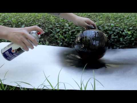 How to Make a Chalkboard Pumpkin : Pumpkin Crafts