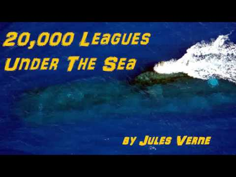 20,000 Leagues Under the Sea - PART 1 - FULL Audio Book by Jules Verne (Part 1 of 2)