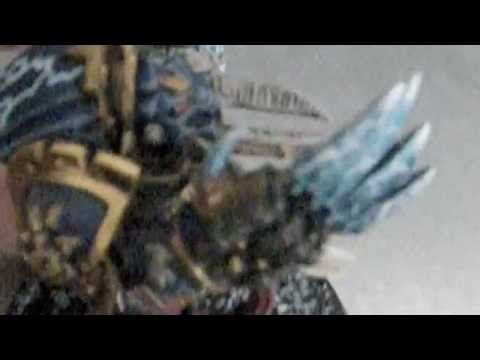 Warboss Taetorial - How to Paint a Night Lords Terminator