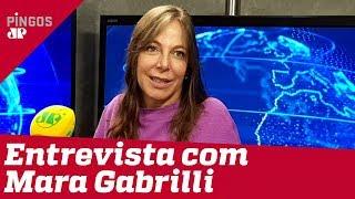 Gabrilli confirma diálogo com Moro e diz que teme pela vida de Valério