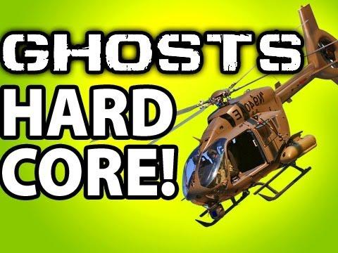 COD Ghosts Hardcore Domination Class, New Gametype, Sensitivity Settings, AMA