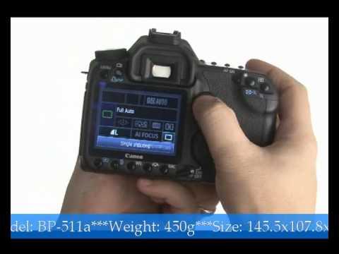 Canon EOS 50D DSLR review