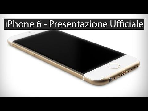 iPhone 6 - Presentazione Ufficiale di Stile Apple