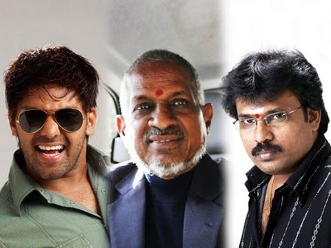 Arya out of Perarasu-Ilayaraja movie