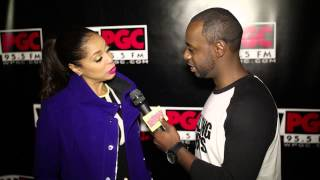 Marrying the Game's Tiffany Cambridge is Safe in the Streetz !!