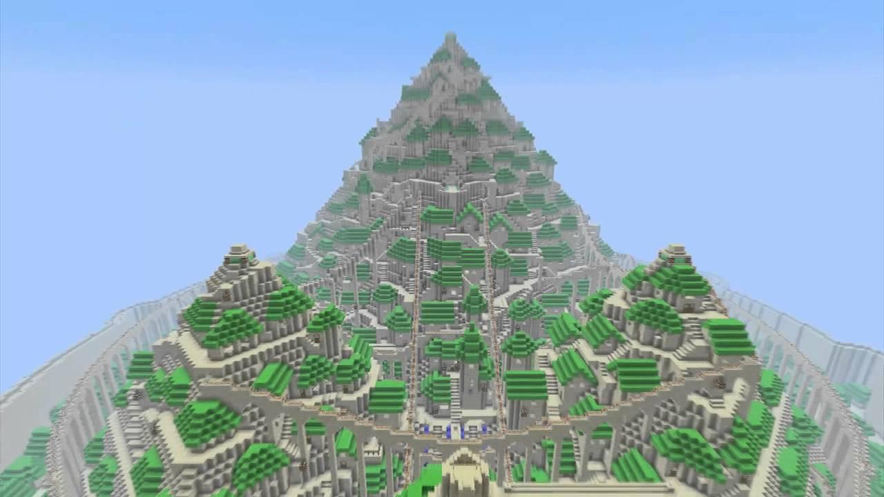 Avatar Build Minecraft