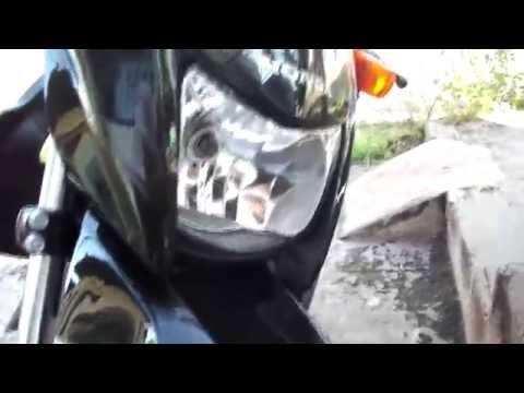 Honda Bros 125 - 2013 Preta