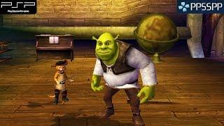 download lagu Shrek The Third - Psp Gameplay  Ppsspp gratis
