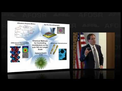 Nanotechnology: Moving Beyond Small Thinking, Chad Mirkin, Northwestern University