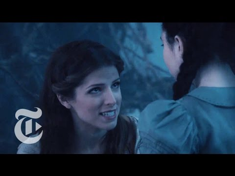 'Into The Woods' | Anatomy Of A Scene W/ Director Rob Marshall | The New York Times