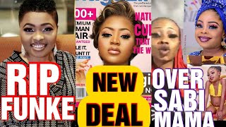 FUNKE D£ATH STORY/REGINA DANIELS NEW ENDORSEMENT + OTHERS