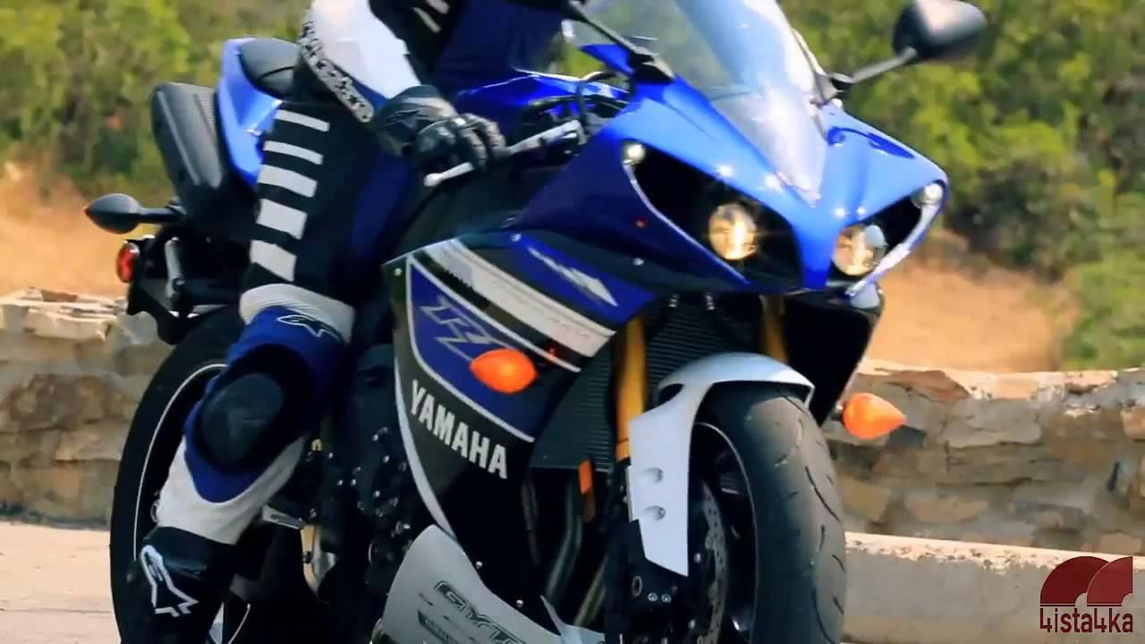 Yamaha R1 - 2013