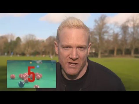 Iwan Thomas reveals our top five favourite, fast sporting moments of all time