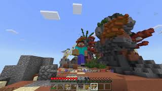 Minecraft lifeboat capture the flag having fun