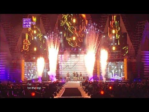 【tvpp】4minute - Huh, 포미닛 - 허  Korean Music Wave In Bangkok Live video