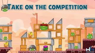 Angry Birds Champions WorldWinner Announce Trailer