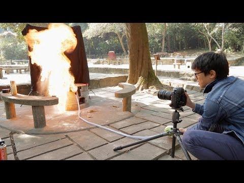 How to Shoot Gigantic Fireballs - Speed Shooter Ep. 1