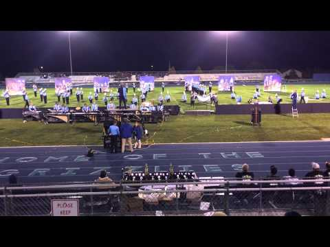 Sky View High School Marching Band Wasatch Competition, October 8 2014