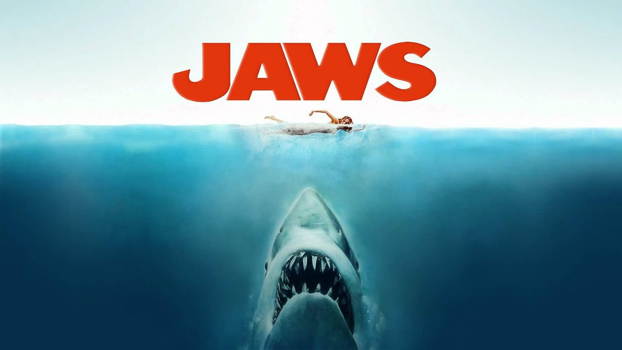 JAWS 1975 - Main Title (Theme From Jaws) Full HD - YouTube