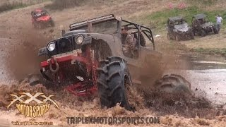 MOTS TRUCK AND ATV CHALLENGE - ALL MUD VEHICLES