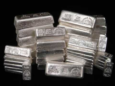 1 Kilo And 3 Oz Silver Bullion Bars On Sale At Monarch