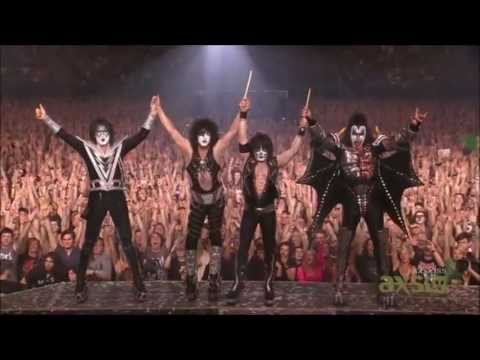 Kiss - Detroit Rock City [zurich 2013] video
