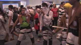 Best of Anime 2013 - Cosplay in the Philippines by Cosplayer Nation