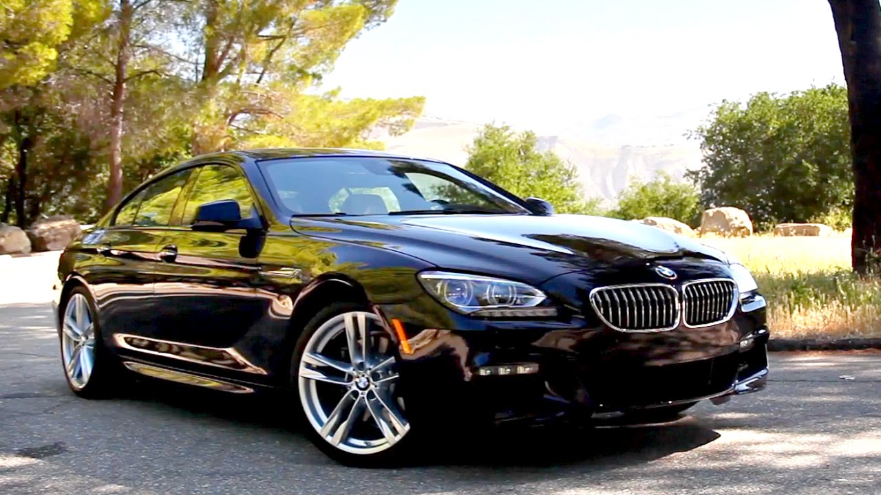 2013 Bmw 6 Series Gran Coupe Review Kelley Blue Book